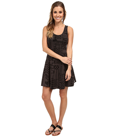 Vans - Slammin' Dress (Charcoal) Women's Dress