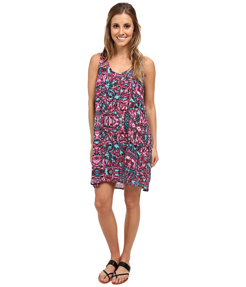 Vans - Push Back Dress (Magenta) Women