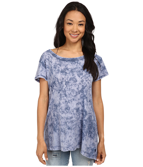 Vans - Whispering Wind Tunic Tee (Bleach Out) Women