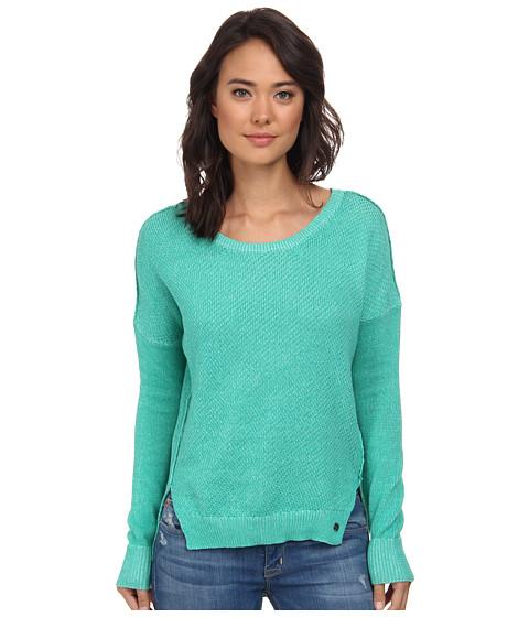 Vans - Loveless Sweater (Sea Green) Women's Sweater