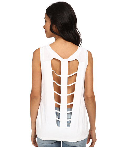 Vans - Talamak Tank Top (White) Women