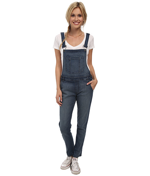 Vans - Skinny Overall (Used Class) Women's Overalls One Piece