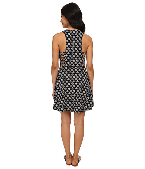 Vans - Love Triangle Dress (Black) Women's Dress