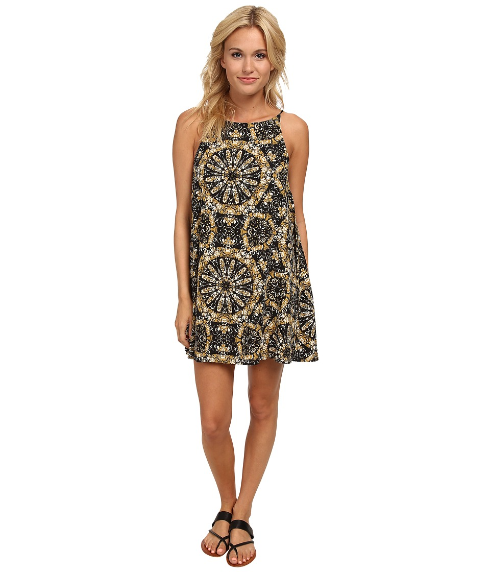 Vans - Marie Dress (Black Multi) Women's Dress