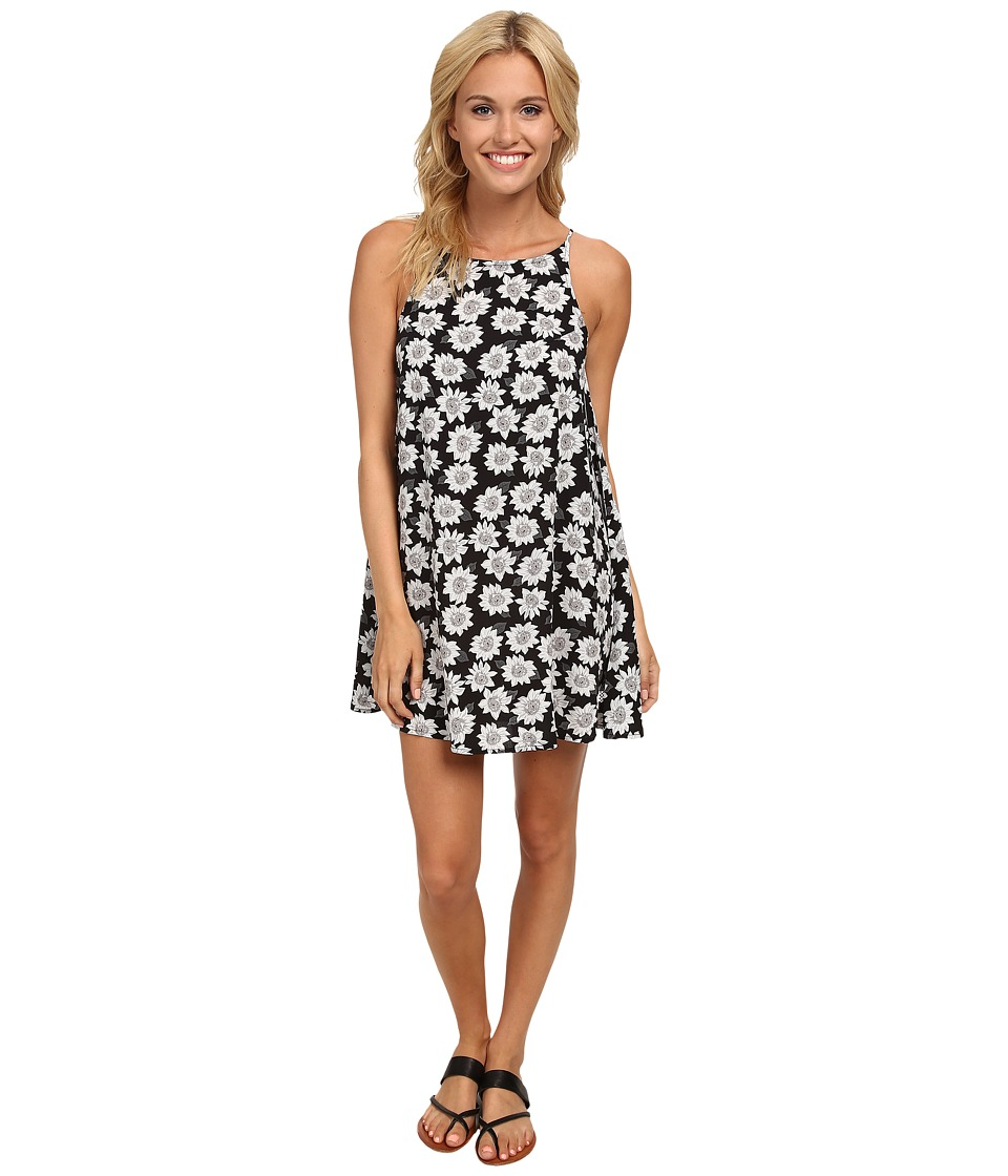Vans Marie Dress (Black/Grey) Women