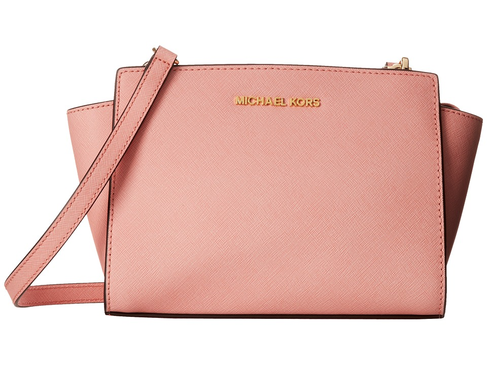 892640eb2a8b ... UPC 889154031548 product image for MICHAEL Michael Kors - Medium Selma  Messenger (Pale Pink) ...