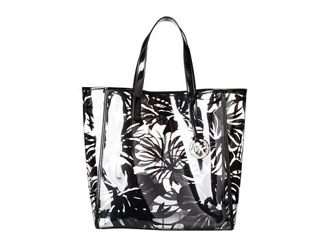 MICHAEL Michael Kors - Eliza Large Tote (Black) Tote Handbags