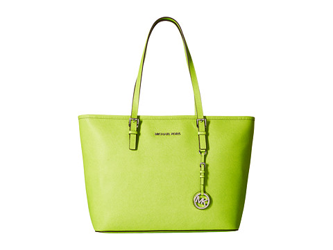 MICHAEL Michael Kors - Jet Set Travel TZ Tote (Pear) Tote Handbags