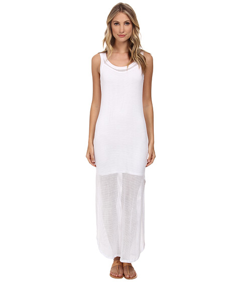 Velvet by Graham & Spencer - Georgi Dress (White) Women's Dress