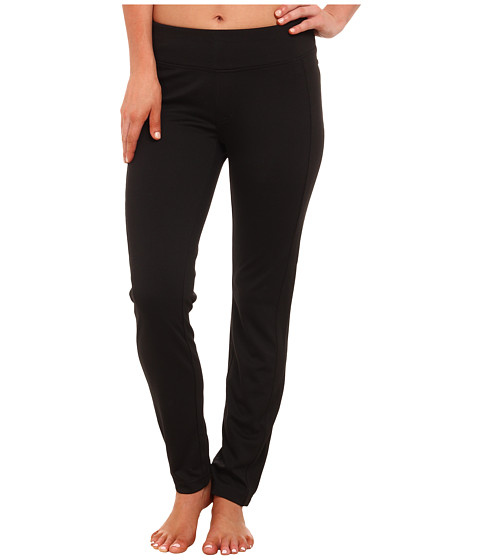 Royal Robbins - Ponte Tapered Pants (Jet Black) Women's Casual Pants