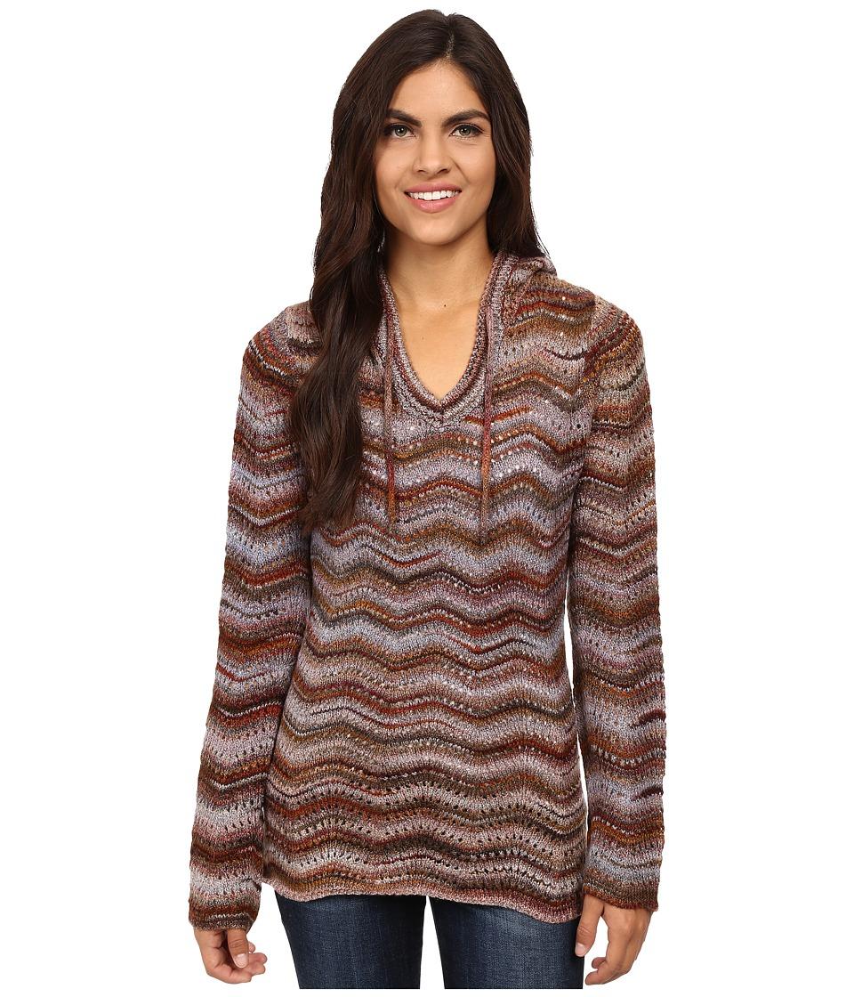 Royal Robbins - Sophia Hoodie (Bordeaux) Women's Sweater