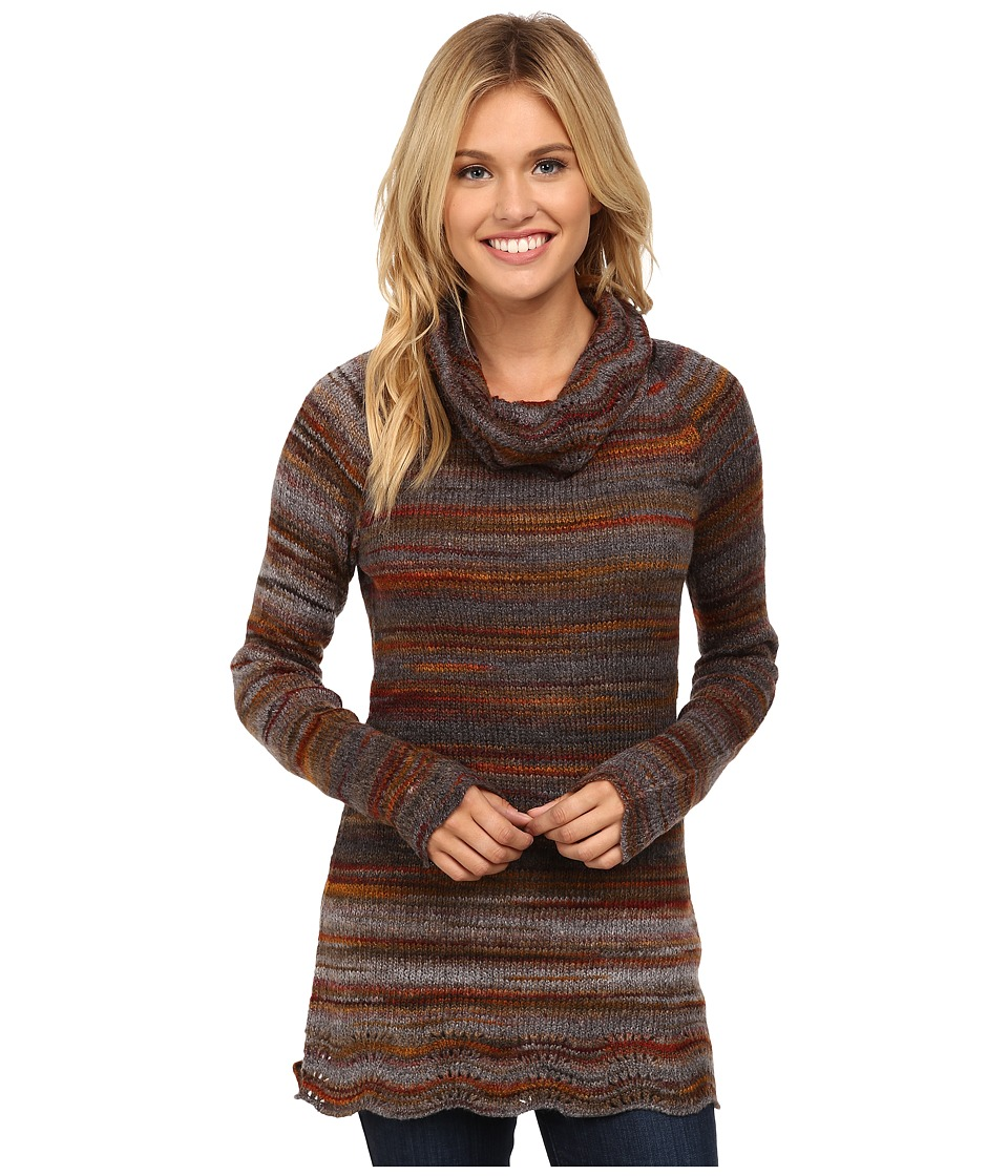 Royal Robbins - Sophia Cowl Neck Sweater (Timber) Women's Sweater