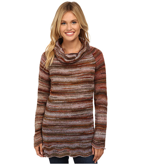 Royal Robbins - Sophia Cowl Neck Sweater (Bordeaux) Women