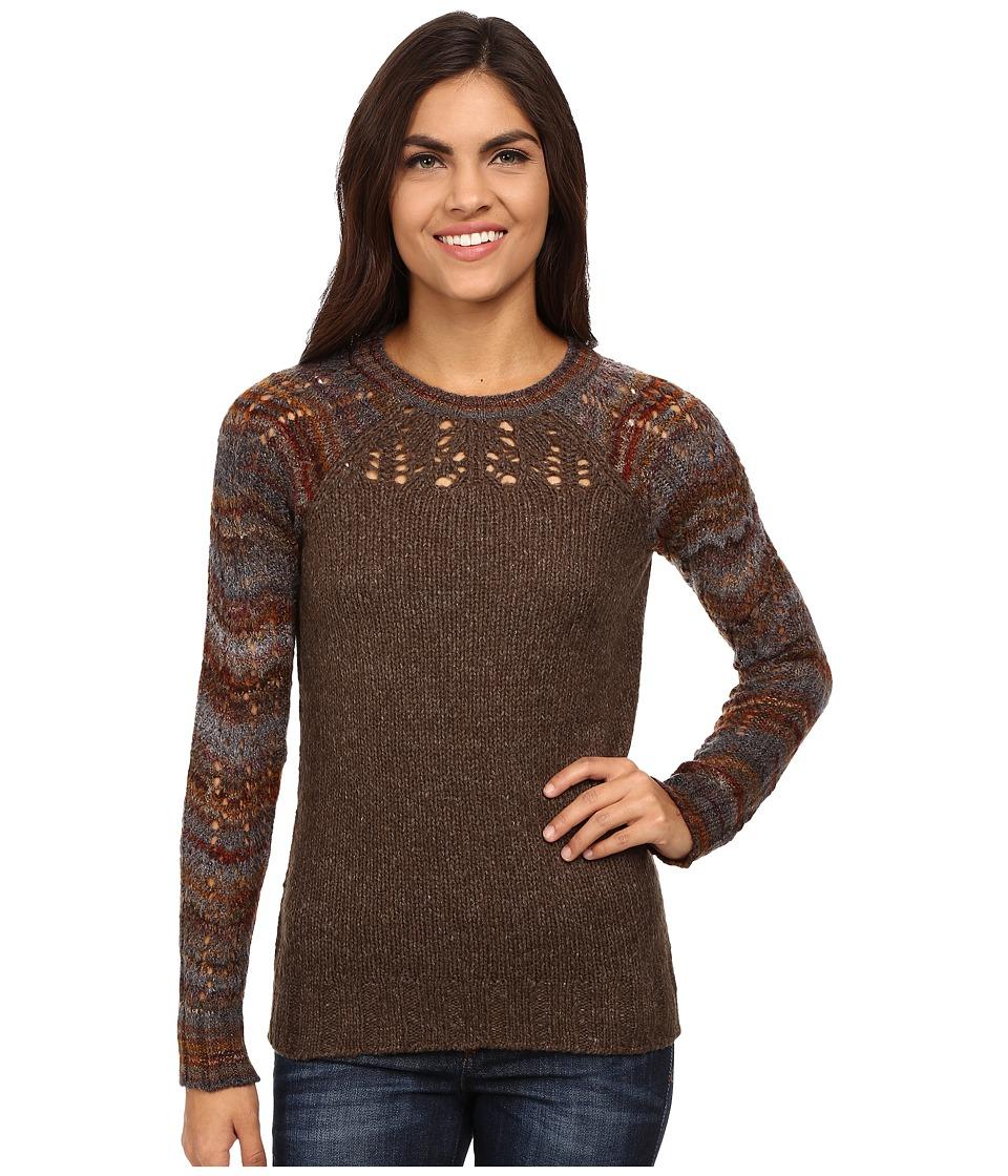 Royal Robbins - Helium Crew Neck Sweater (Timber) Women
