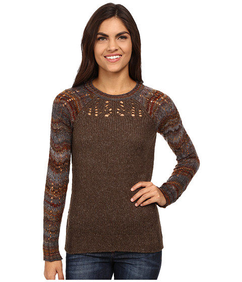 Royal Robbins - Helium Crew Neck Sweater (Timber) Women's Sweater
