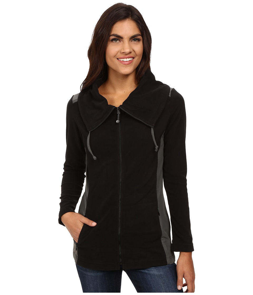 Royal Robbins - Acadia Jacket (Jet Black) Women's Coat