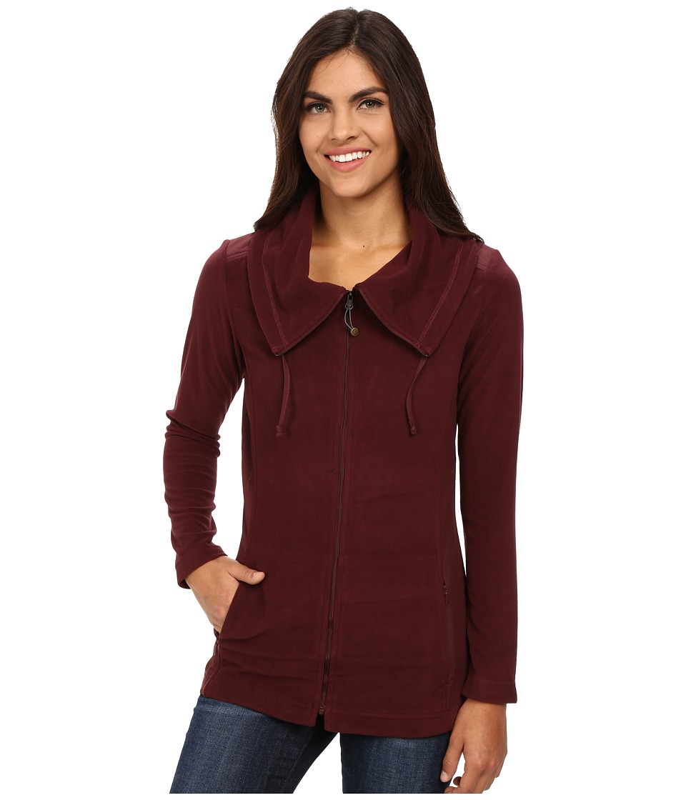 Royal Robbins - Acadia Jacket (Bordeaux) Women