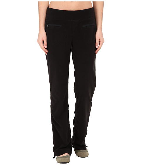 Royal Robbins - Acadia Fleece Pants (Jet Black) Women's Casual Pants