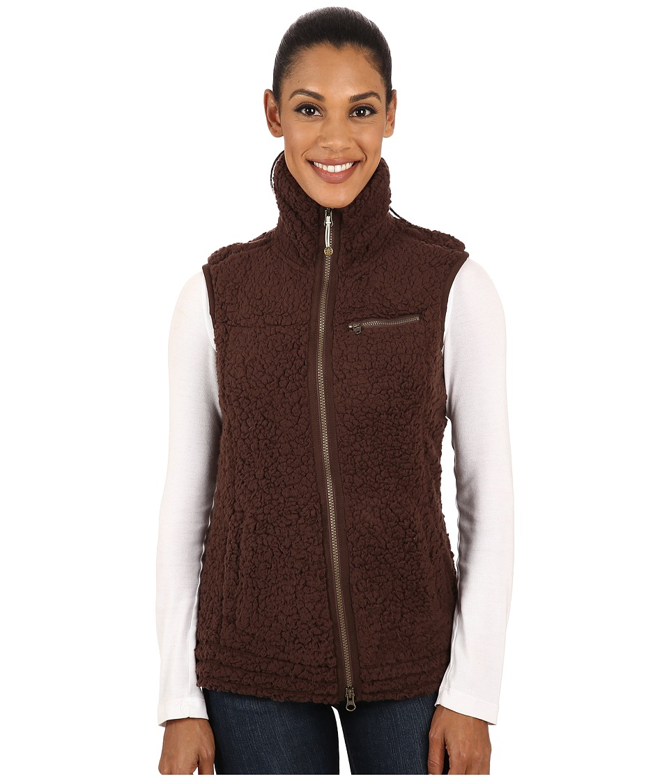 Royal Robbins - Snow Wonder Vest (Mole) Women's Coat