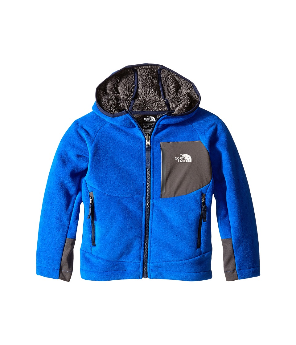 The North Face Kids - Chimborazo Hoodie (Little Kids/Big Kids) (Monster Blue) Boy's Sweatshirt