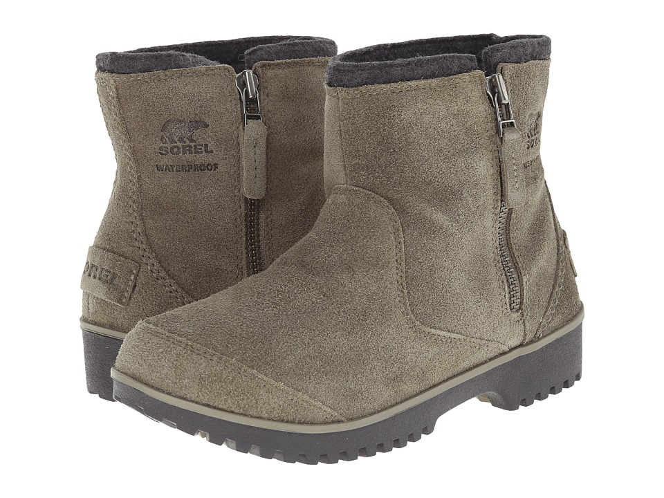 SOREL - Meadow Zip (Mud) Women's Zip Boots