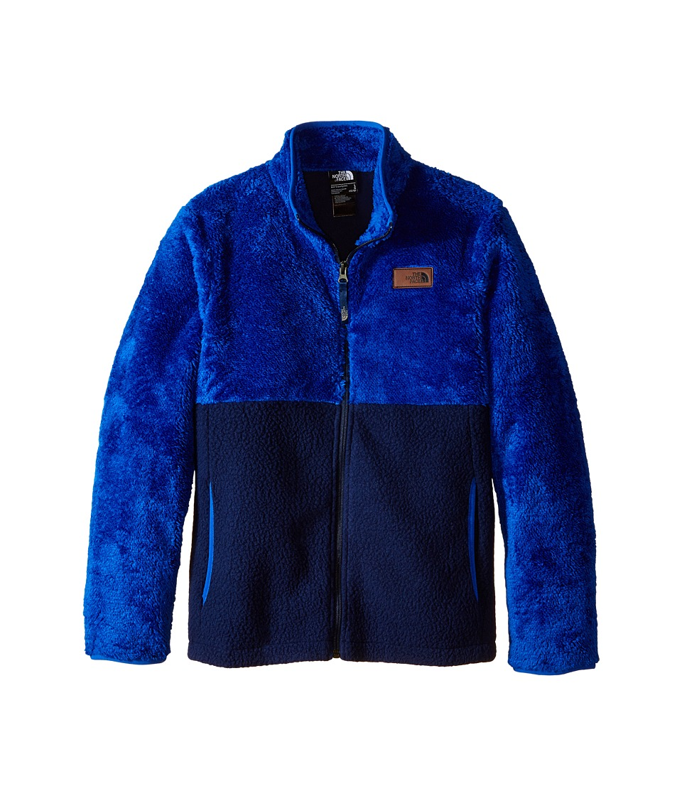 The North Face Kids - Sherparazo Jacket (Little Kids/Big Kids) (Cosmic Blue) Boy's Coat