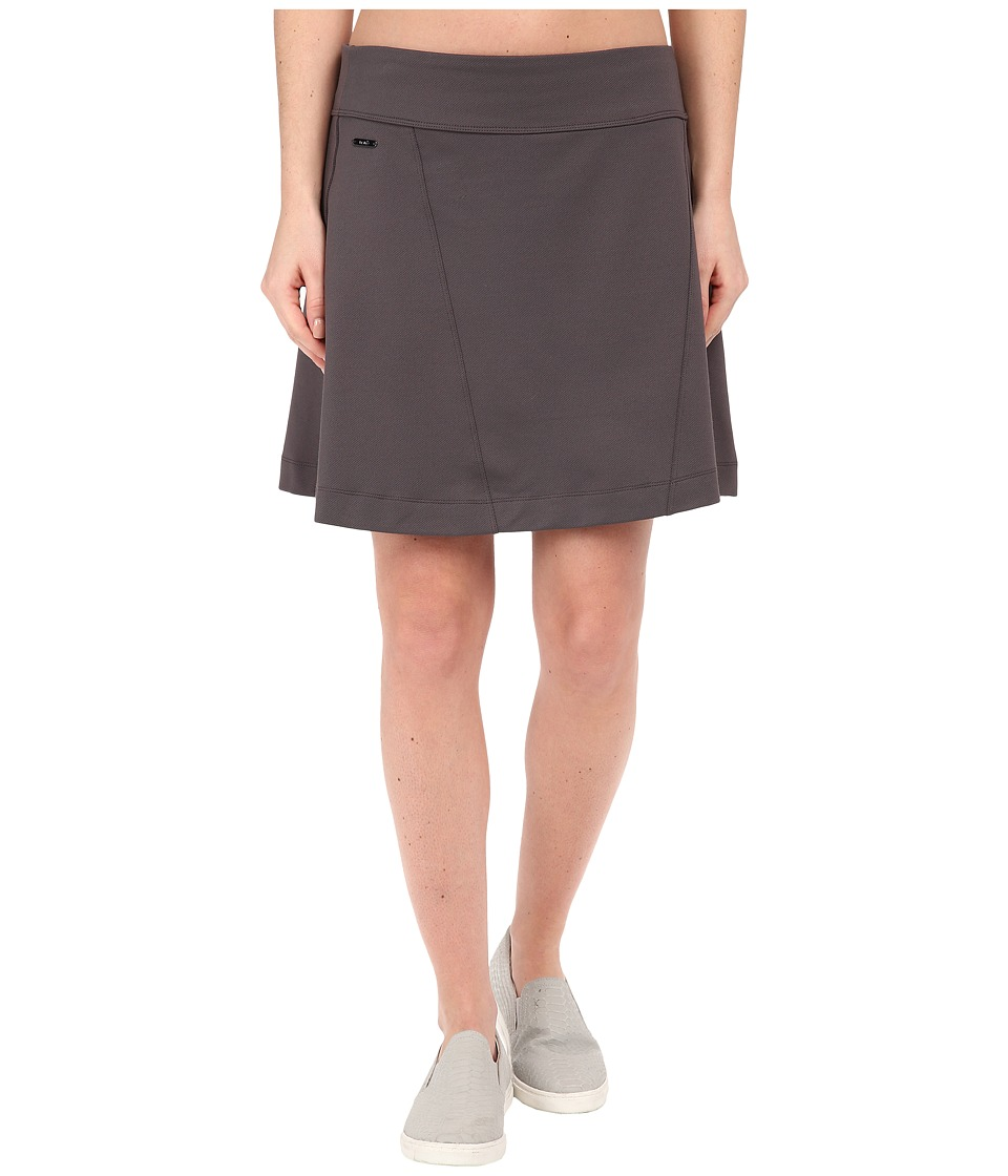Lole Ilia Skirt (Dark Charcoal) Women