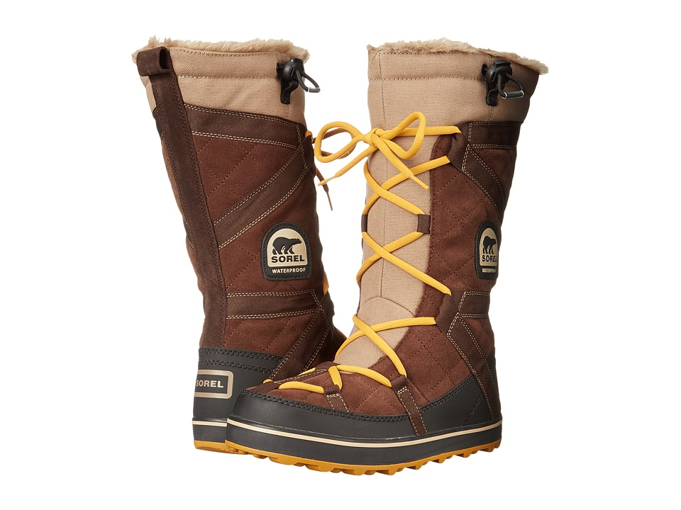 SOREL Glacy Explorer (Tobacco) Women