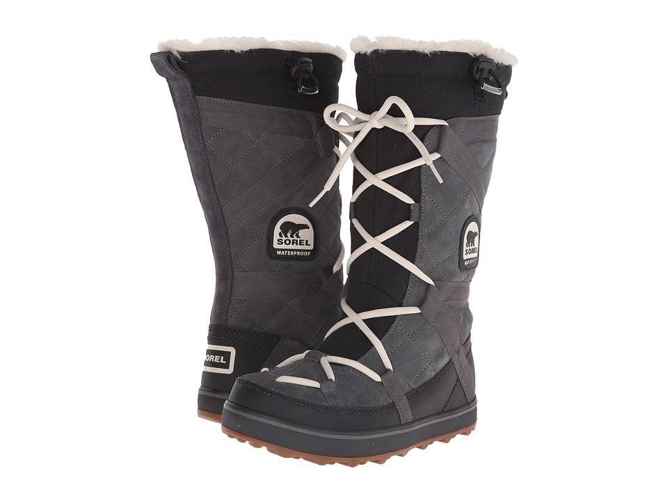 SOREL - Glacy Explorer (Grill) Women's Cold Weather Boots