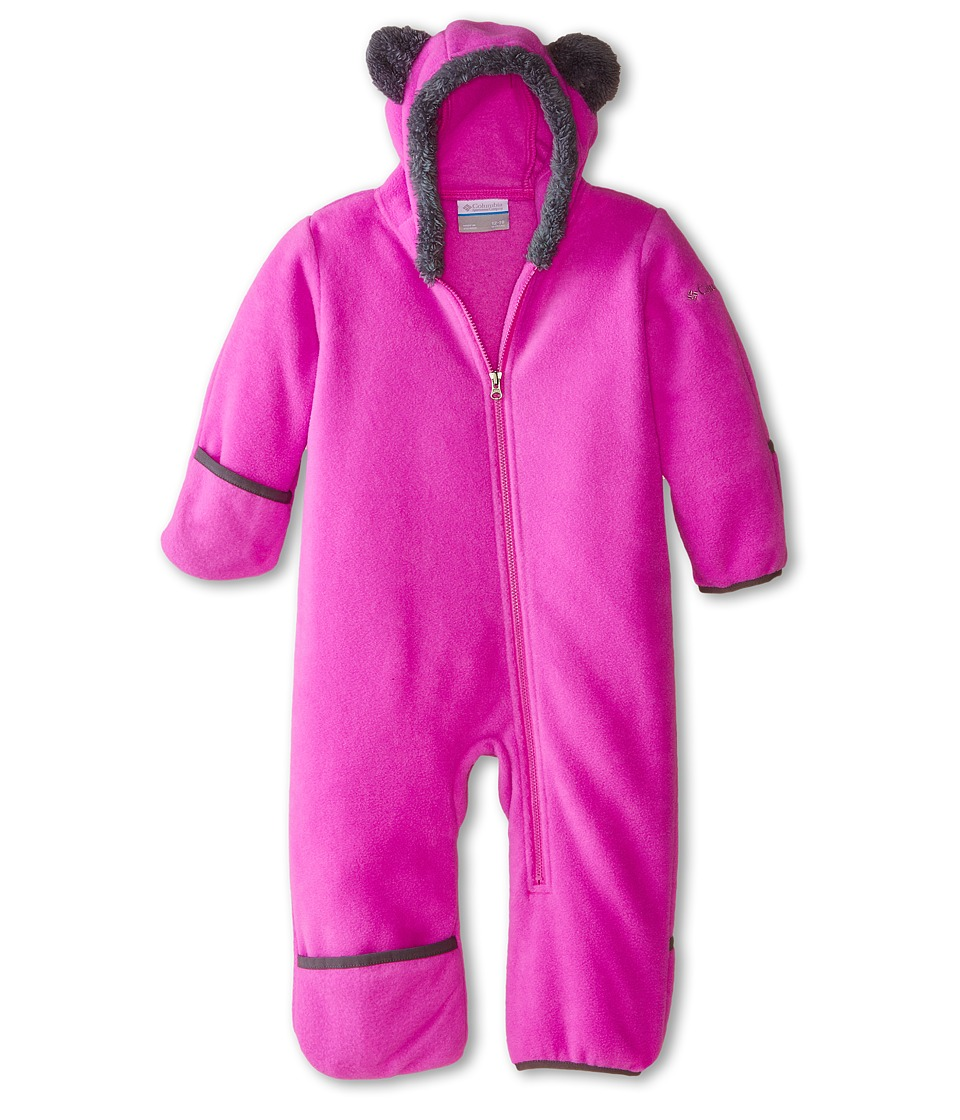 Columbia Kids - Tiny Bear II Bunting (Infant) (Foxglove) Kid