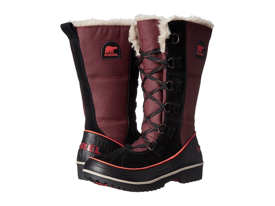 SOREL - Tivoli High II (Madder Brown) Women's Boots