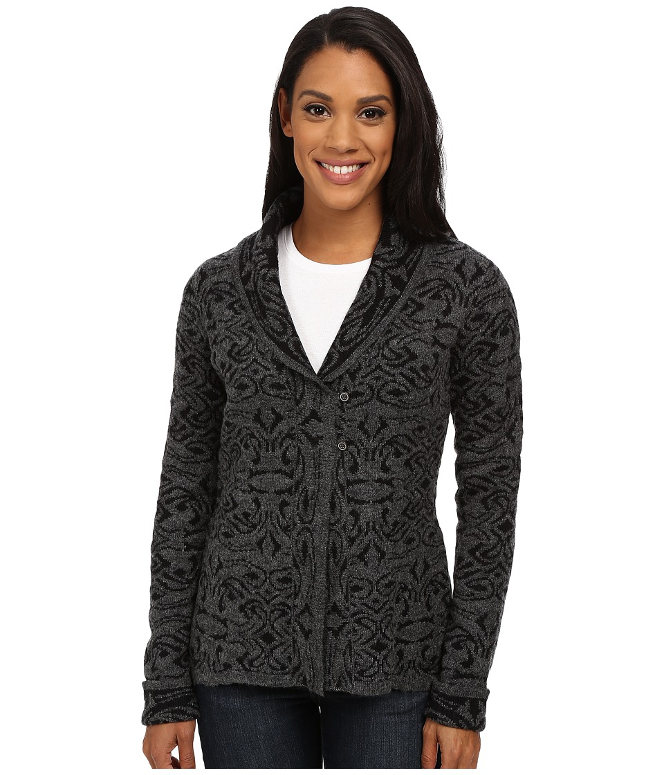 Royal Robbins - Autumn Rose Cardigan (Jet Black) Women's Sweater