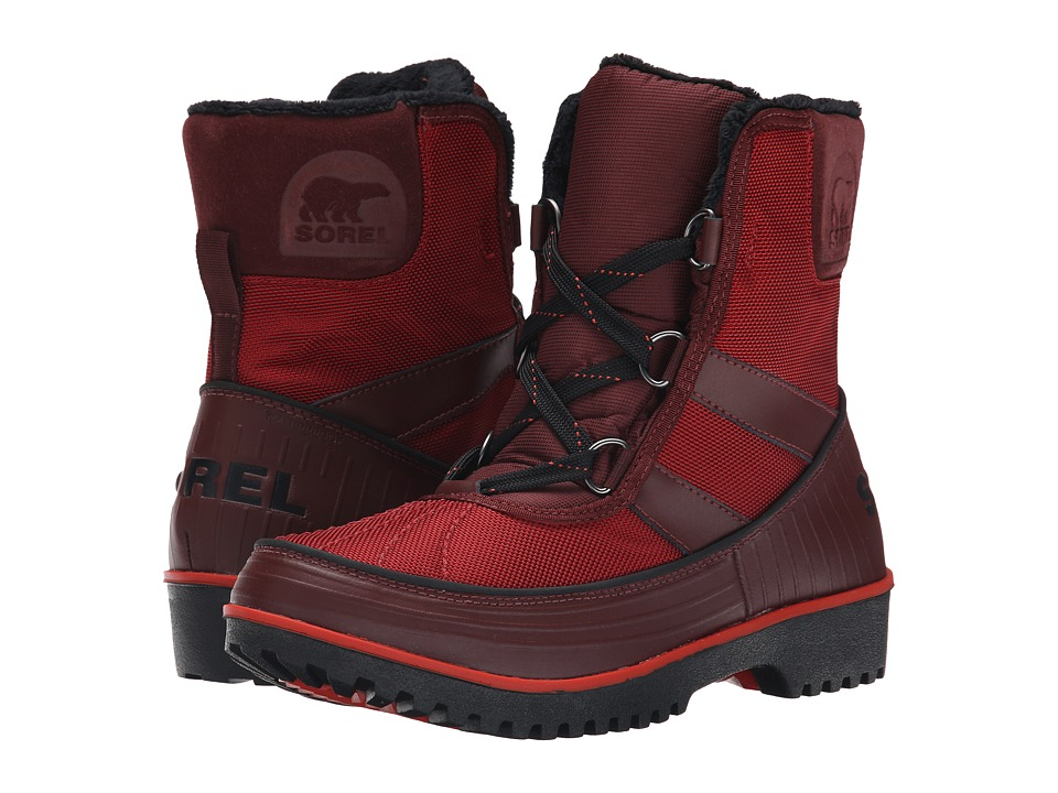 SOREL - Tivoli II (Red Dahlia) Women's Boots