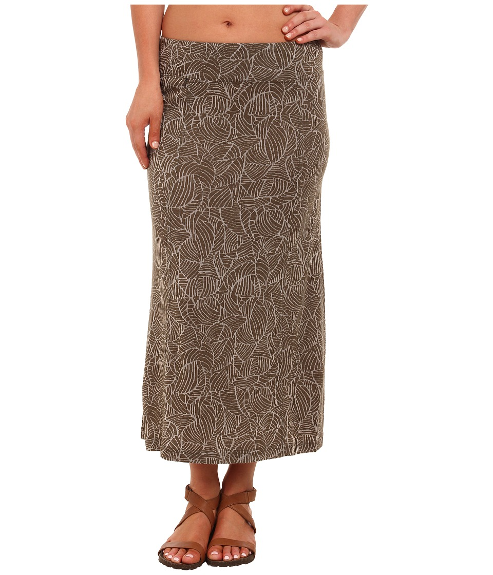 Royal Robbins - Belle Epoque Skirt (Light Olive) Women's Skirt