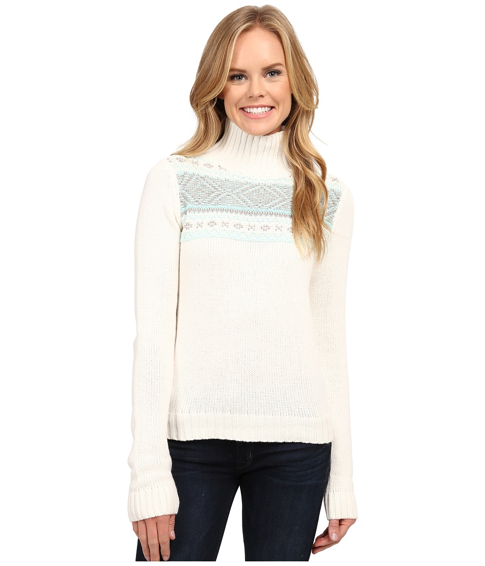 Lole - Tierra Sweater (White) Women's Sweater