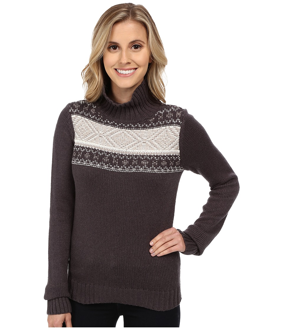 Lole - Tierra Sweater (Dark Charcoal) Women's Sweater
