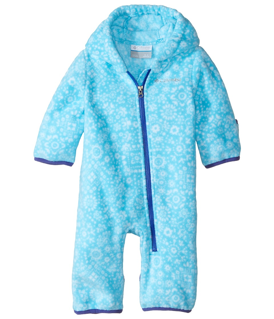 Columbia Kids - Snowtop II Bunting (Infant) (Atoll Paisley) Kid
