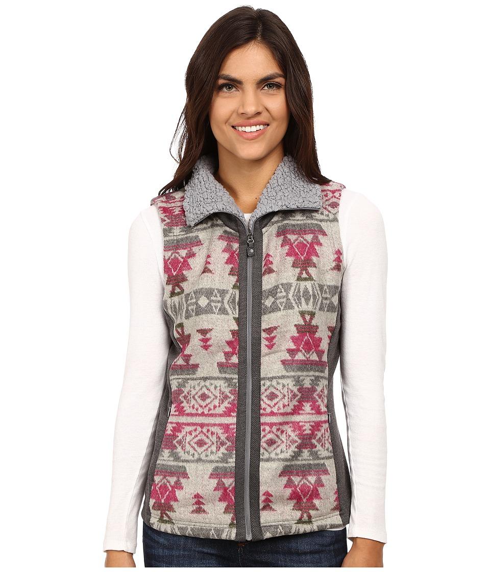 Royal Robbins - Inca Jacquard Vest (Pewter) Women's Vest