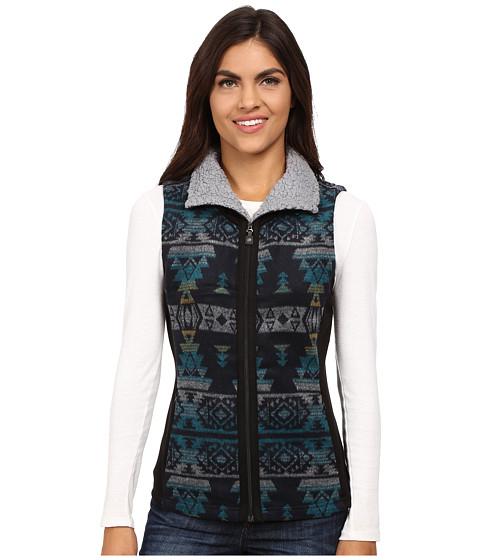 Royal Robbins - Inca Jacquard Vest (Jet Black) Women's Vest