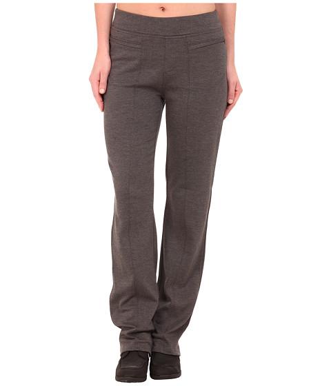 Royal Robbins - Crosstown Stretch Twill Pants (Charcoal) Women