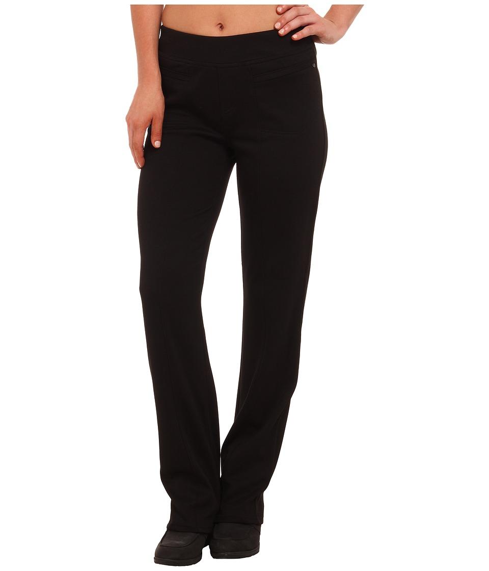 Royal Robbins - Crosstown Stretch Twill Pants (Jet Black) Women's Casual Pants