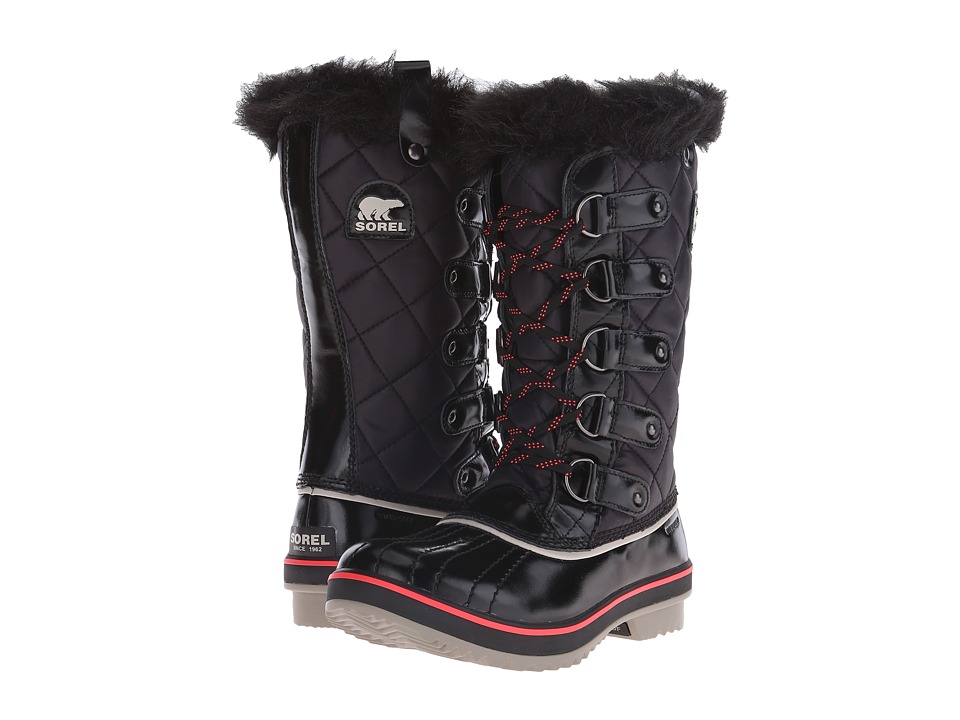 SOREL - Tofino (Black) Women's Cold Weather Boots