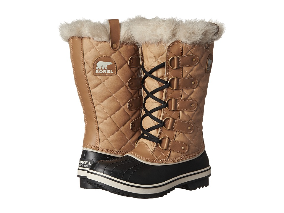 SOREL - Tofino Cate (Curry/Black) Women's Cold Weather Boots