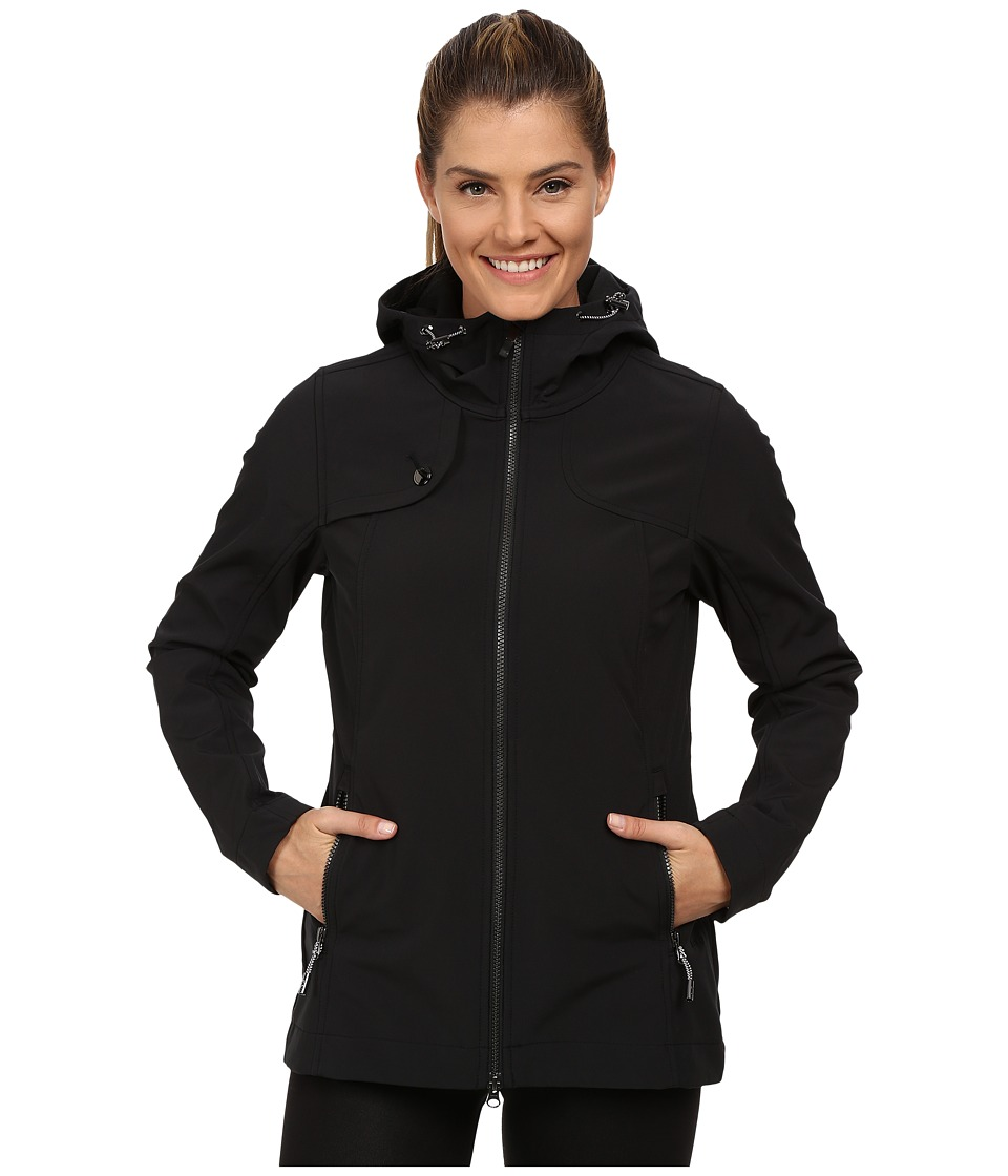 Lole - Stunning Jacket (Black) Women's Coat