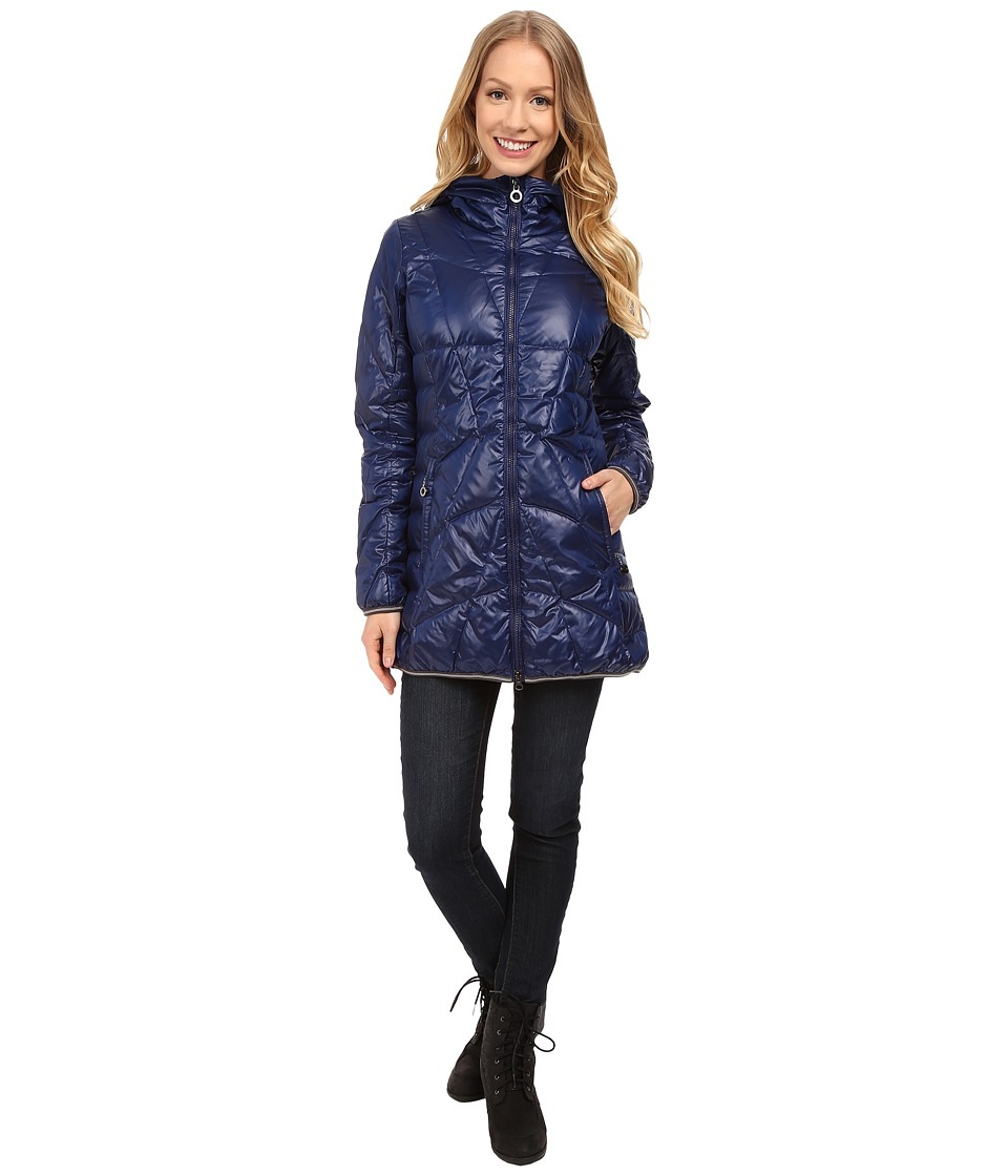 Lole - Gisele Jacket (Mirtillo Blue) Women's Coat