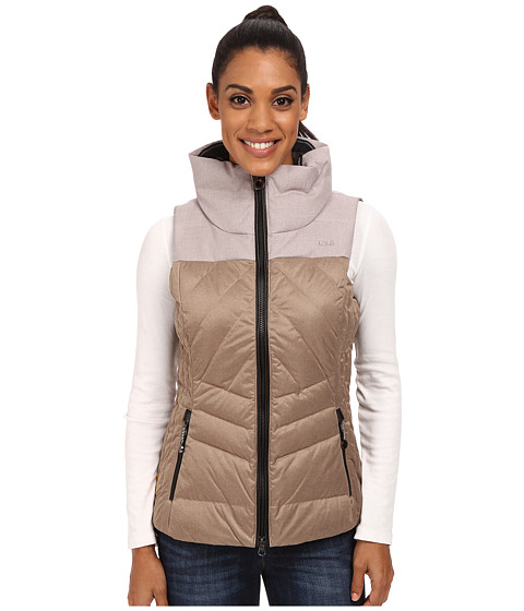 Lole - Brooklyn Vest (Cinder Heather) Women