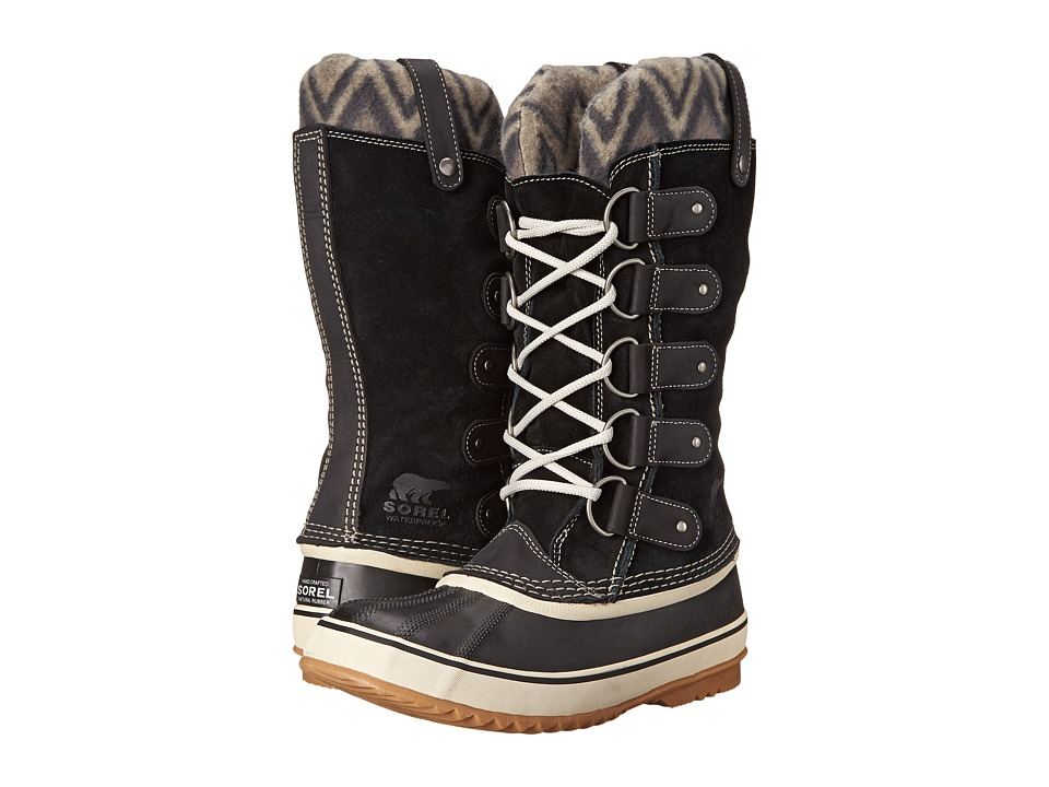 SOREL Joan Of Arctic Knit II (Black) Women