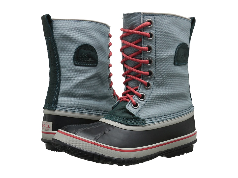 SOREL 1964 Premium CVS (Stone Blue/Black) Women