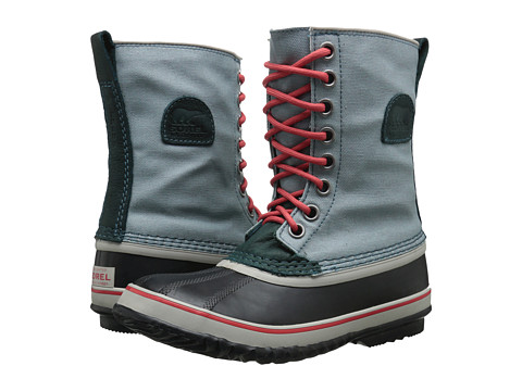 SOREL - 1964 Premium CVS (Stone Blue/Black) Women's Boots