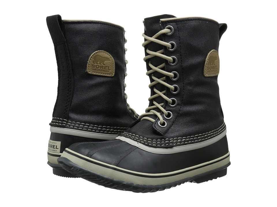 SOREL - 1964 Premium CVS (Black/Fossil) Women's Boots
